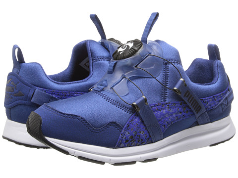 PUMA - Disc Hyper (Limoges/Peacoat) Women's Shoes
