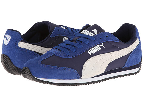 PUMA - Rio Speed Nylon (Peacoat/Limoges) Men's Shoes