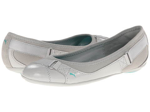 PUMA - Bixley Glamm (Gray Violet/Pool Green) Women's Shoes