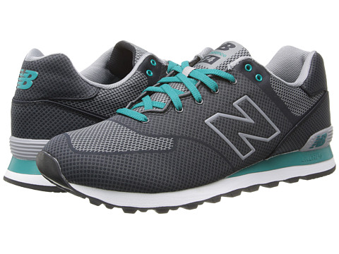 New Balance Classics - ML574 - Elite Edition Collection (Dark Grey) Men's Shoes
