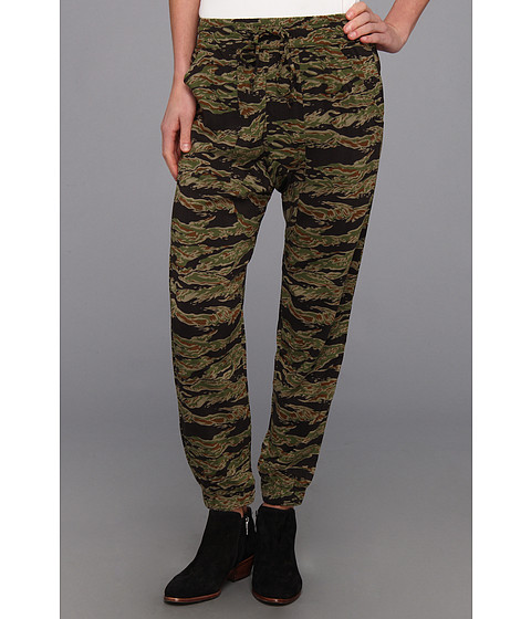 Obey - Keegan Pant (Tiger Camo) Women's Casual Pants