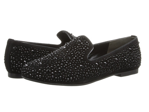Kennel & Schmenger - Smoking Slipper (Schwarz) Women
