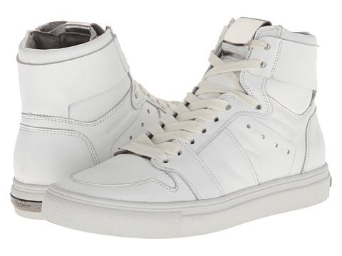 Kennel & Schmenger - High Top Sneaker (Bianco in Calf Komb) Women