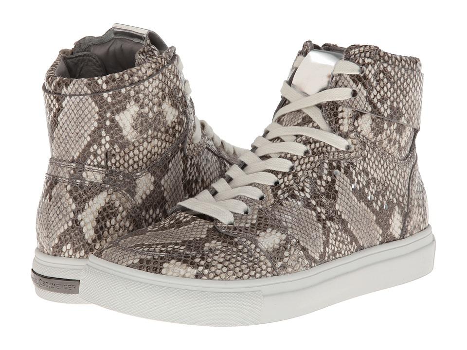 Kennel & Schmenger - High Top Sneaker (Roccia in Boa Snake) Women