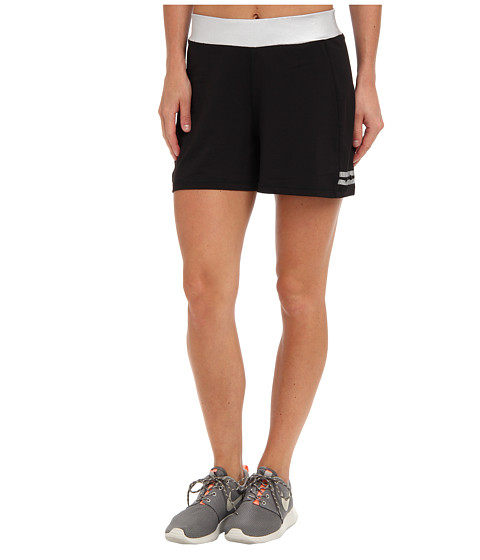 Jamie Sadock - Active 15 Flared Short (Black) Women's Shorts