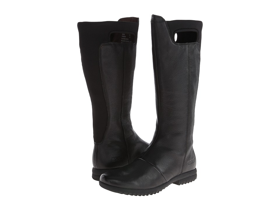 Bogs - Alexandria Tall Boot (Black) Women's Boots