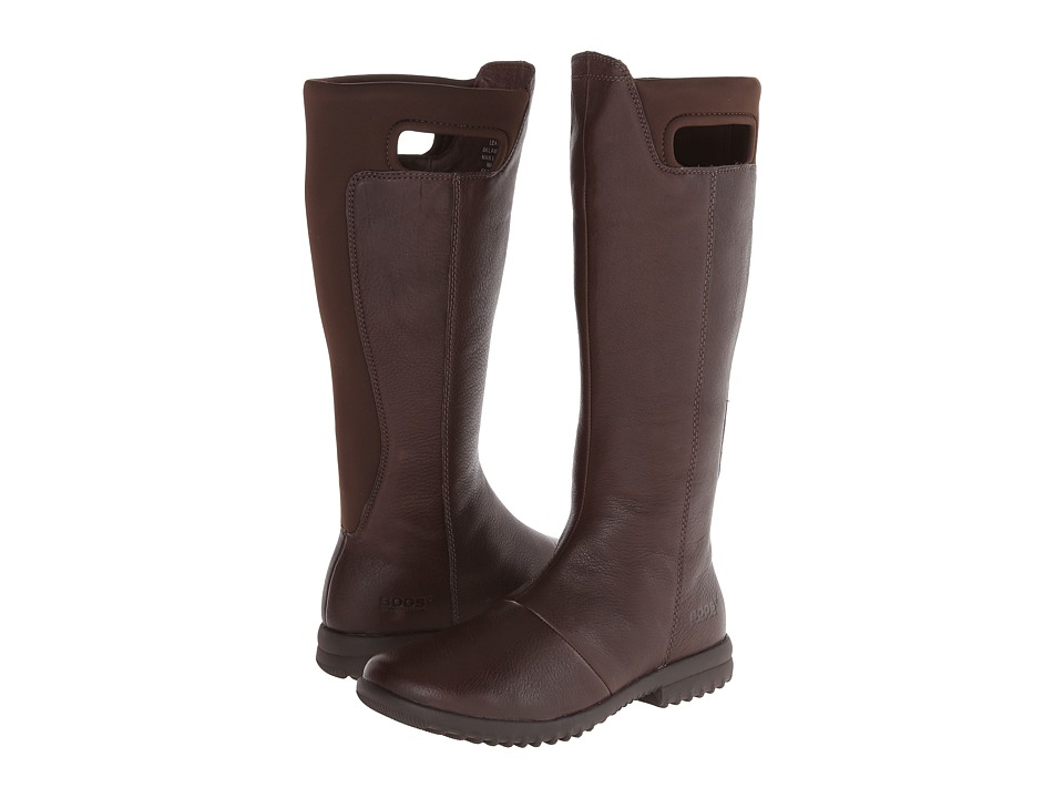 Bogs Alexandria Tall Boot (Chocolate) Women