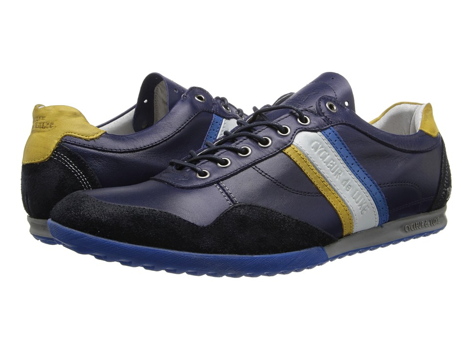 Cycleur de Luxe - Crash (Navy) Men's Shoes