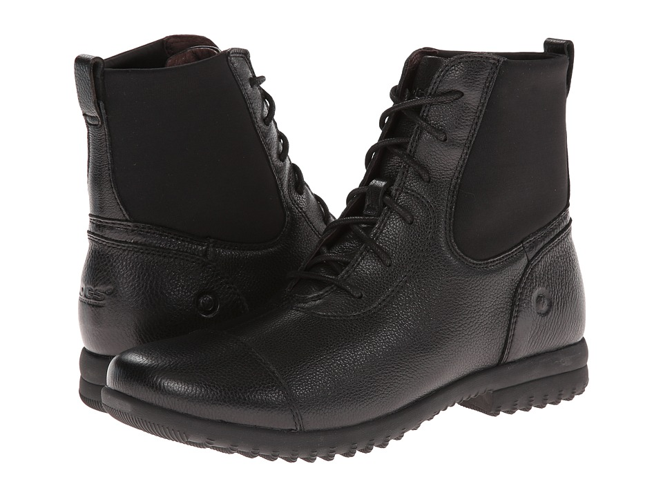 Bogs Alexandria Lace Boot (Black) Women