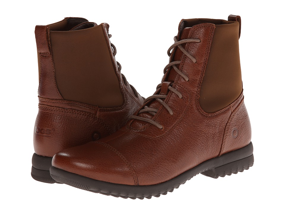 Bogs - Alexandria Lace Boot (Tobacco) Women