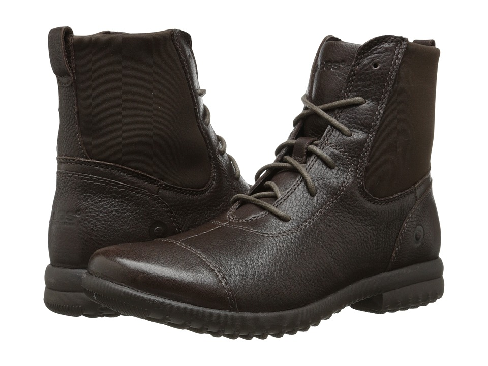 Bogs - Alexandria Lace Boot (Chocolate) Women