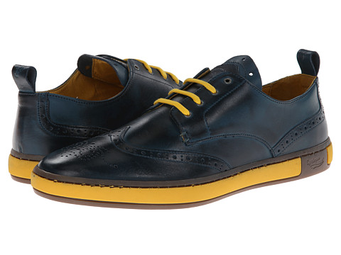 Cycleur de Luxe - Roadride Low (Ocean Blue) Men's Shoes