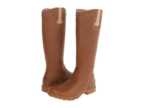 Bogs - Pearl Tall Boot (Tan) Women