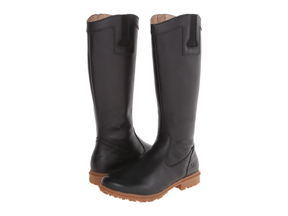 Bogs Pearl Tall Boot (Black) Women