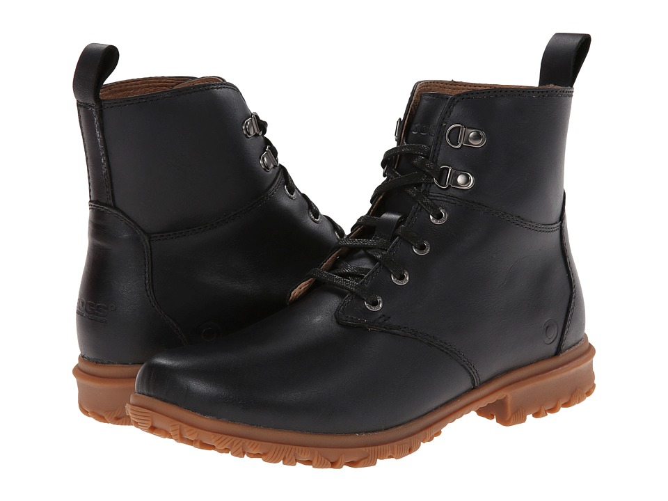 Bogs - Pearl Lace Boot (Black) Women's Lace-up Boots