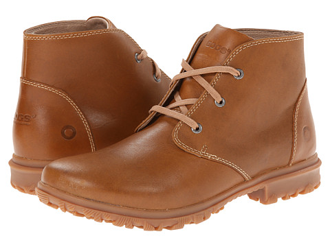 Bogs - Pearl Chukka (Tan) Women's Work Boots
