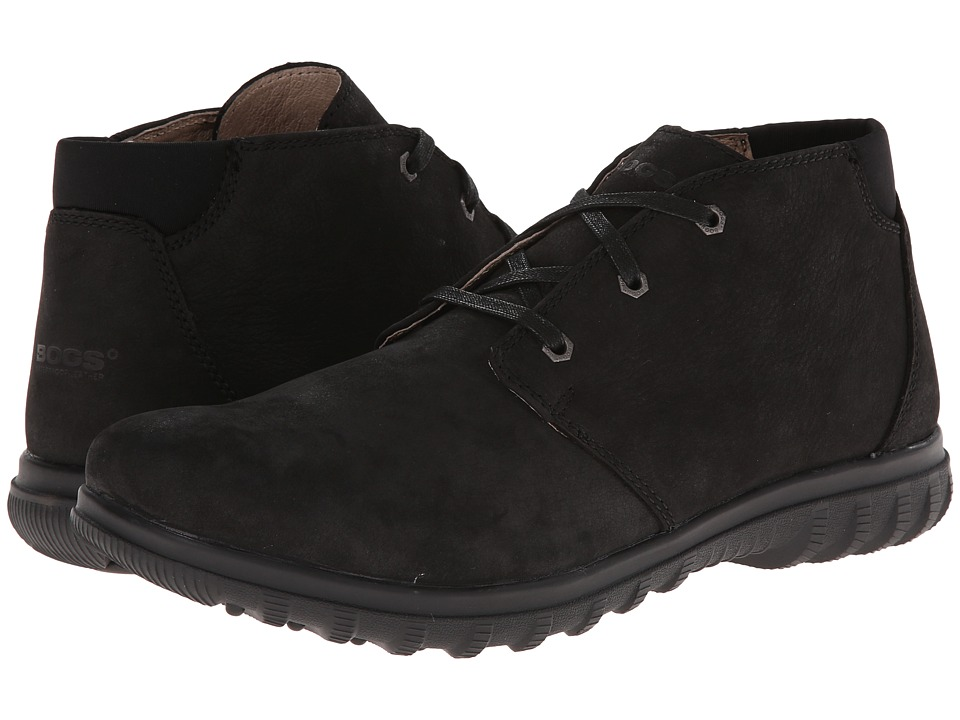 Bogs - Eugene Chukka (Black) Men