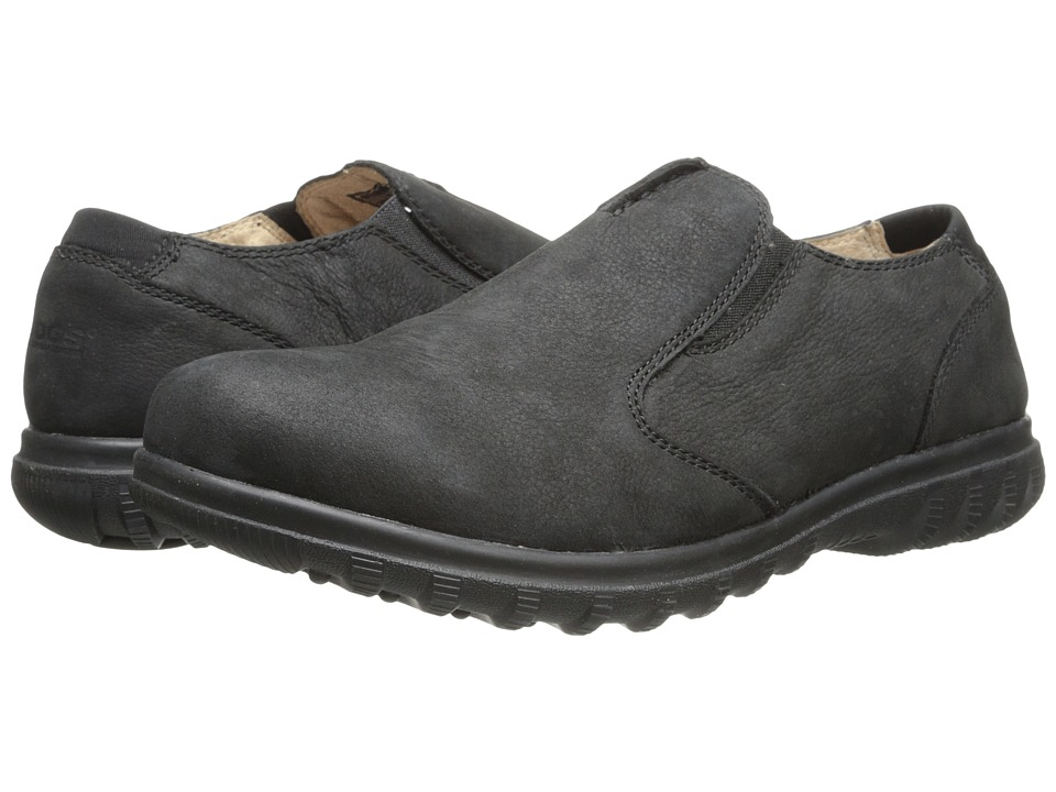Bogs - Eugene Slip On (Black) Men's Slip on Shoes