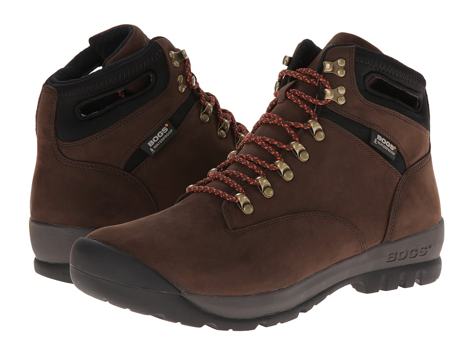 Bogs - Tumalo (Chocolate) Men's Shoes