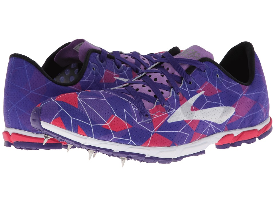 Brooks - Mach 16 (Azaia/Deep Lavender/Deep Blue) Women's Running Shoes