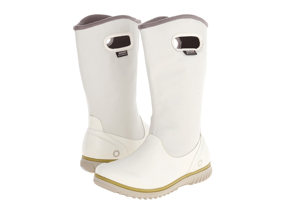 Bogs - Juno Tall (Chalk) Women's Cold Weather Boots