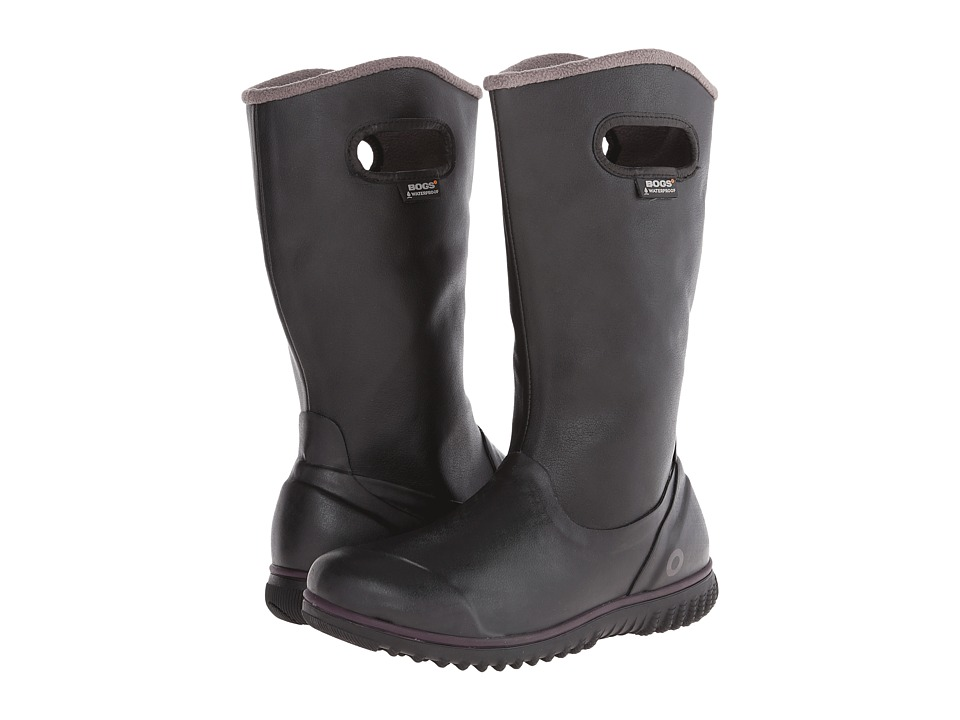 Bogs - Juno Tall (Black) Women's Cold Weather Boots