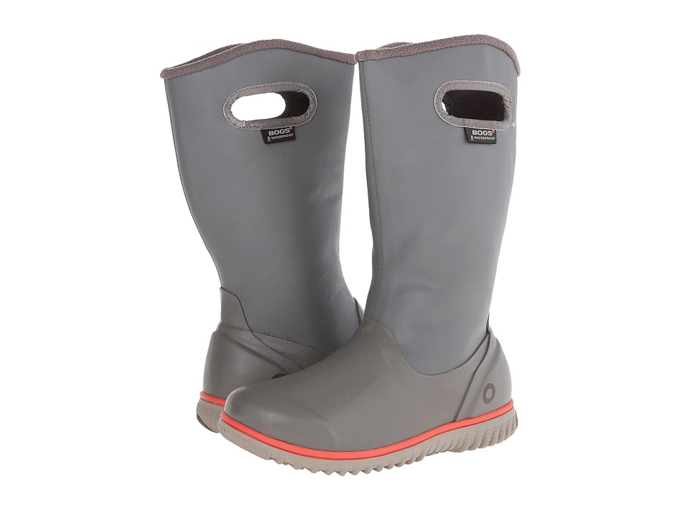 Bogs - Juno Tall (Charcoal) Women's Cold Weather Boots