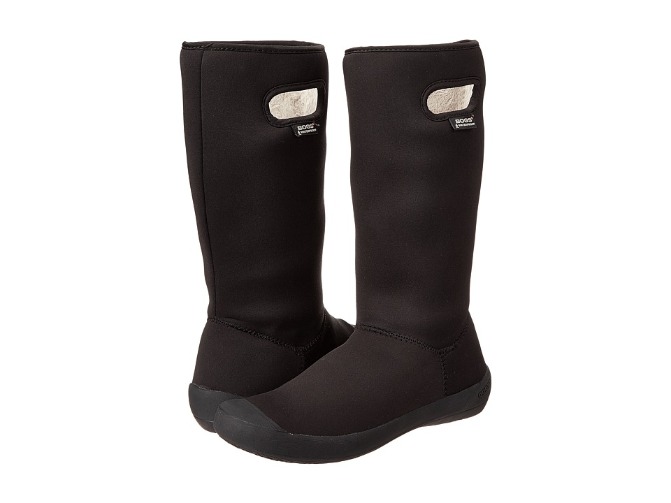 Bogs Summit Solid (Black) Women