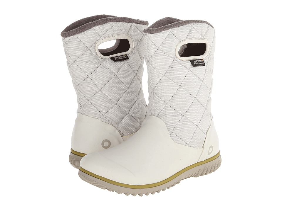 Bogs - Juno Mid (Chalk) Women