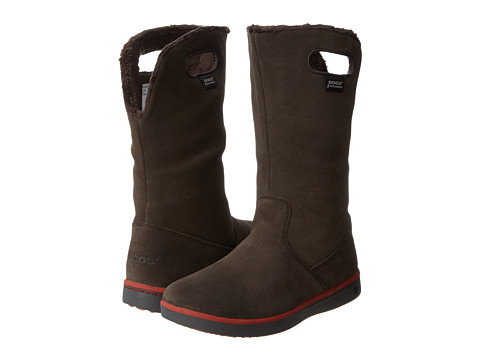 Bogs - Boga Boot (Chocolate) Women's Pull-on Boots