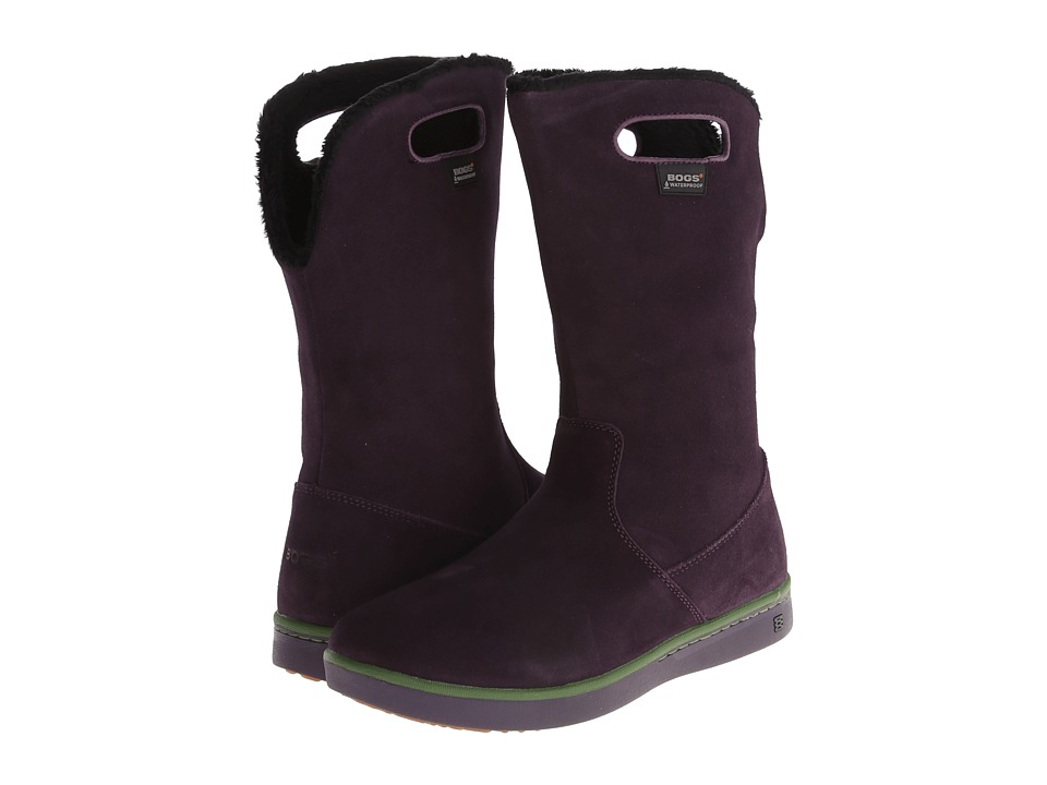 Bogs - Boga Boot (Plum) Women