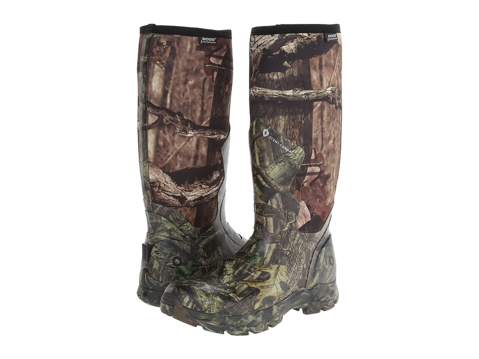 Bogs - Big Horn (Mossy Oak) Men's Pull-on Boots
