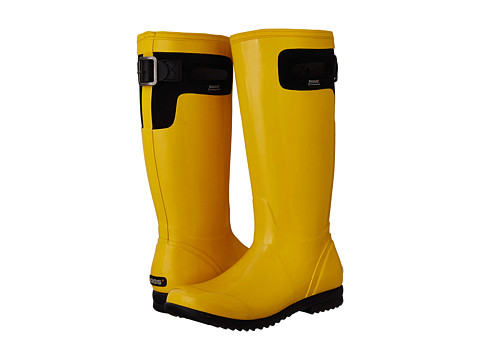 Bogs - Tacoma Solid Tall (Sunglow) Women's Rain Boots