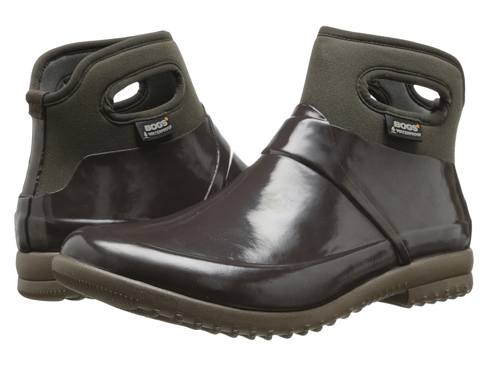 c33e8f2daa7 UPC 603246401398 product image for Bogs - Seattle Solid Mid (Chocolate)  Women's Rain Boots ...