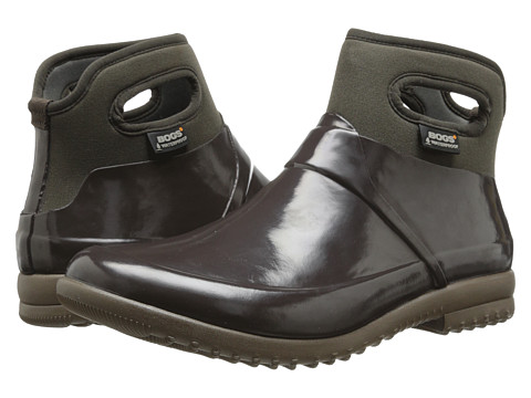 Bogs - Seattle Solid Mid (Chocolate) Women