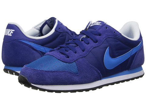 Nike - Genicco (Deep Royal Blue/White/Photo Blue) Men