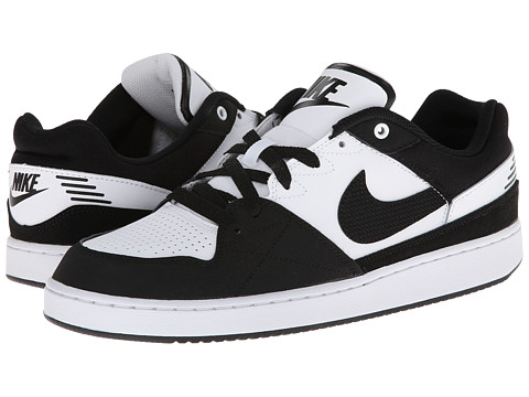 Nike - Priority Low (White/Black) Men's Shoes