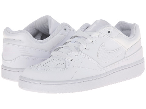 Nike - Priority Low (White/White) Men's Shoes