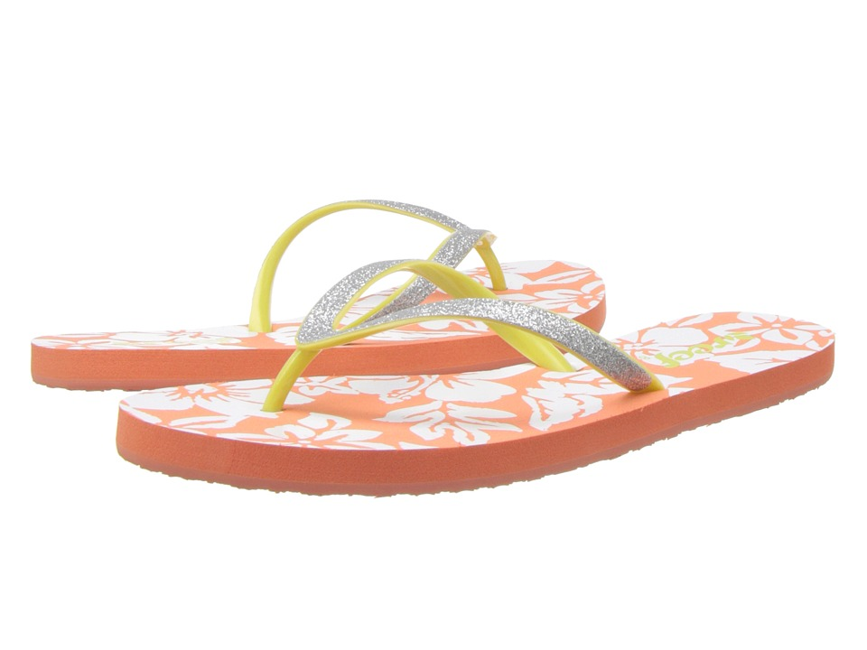 Reef - Stargazer Prints (Salmon) Women's Sandals