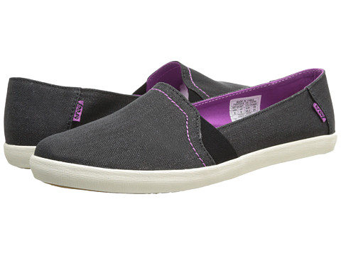 Reef - Sun Drift (Black/Purple) Women