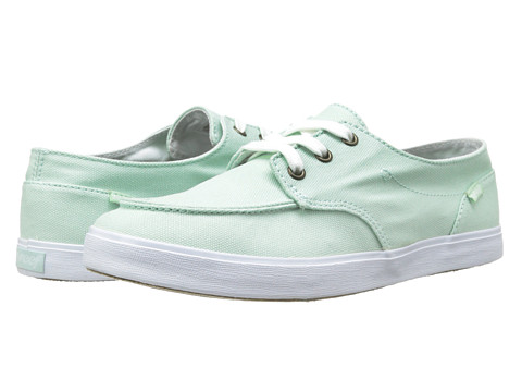 Reef - Deck Hand 2 (Aqua) Women's Lace up casual Shoes