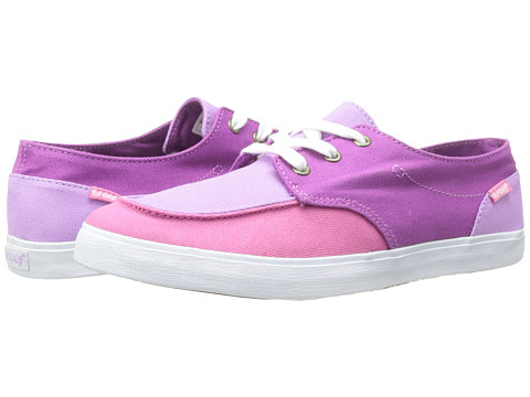 Reef - Deck Hand 2 (Lavender/Purple) Women's Lace up casual Shoes