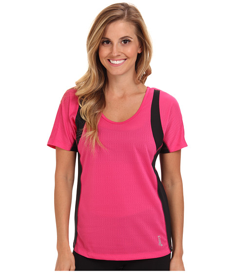 ASICS - Abby Short-Sleeve Tee (Magenta) Women