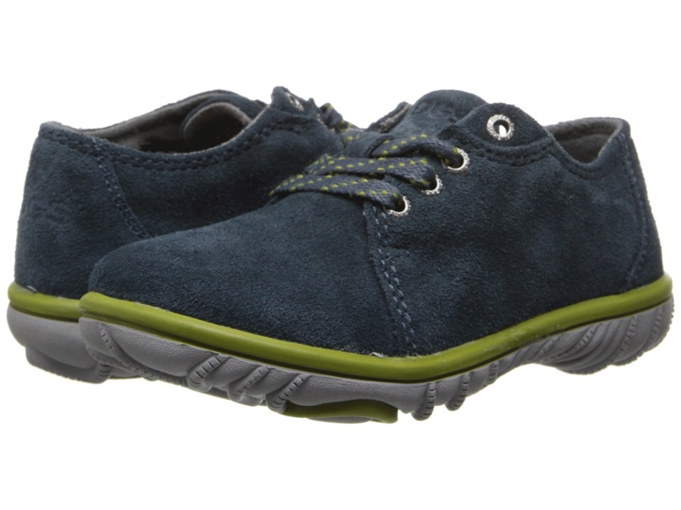 Bogs Kids - Wall Ball Lace (Toddler/Little Kid/Big Kid) (Navy) Boys Shoes