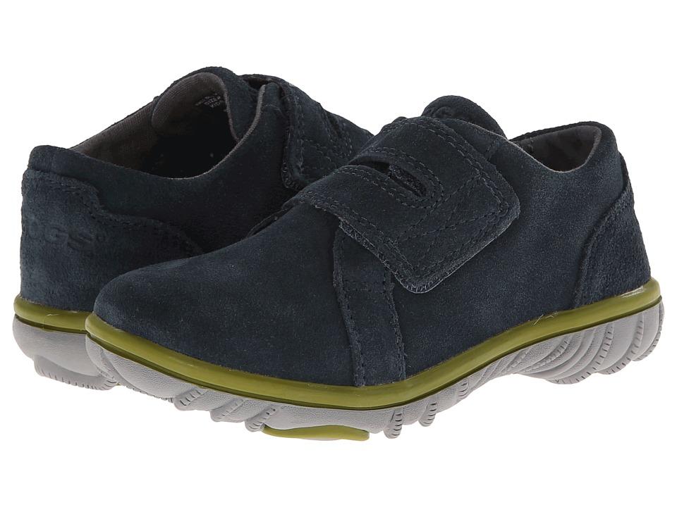 Bogs Kids - Wall Ball HL (Toddler/Little Kid/Big Kid) (Navy) Boys Shoes