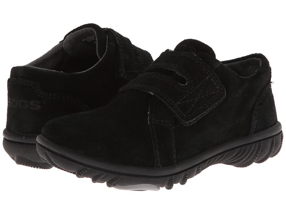 Bogs Kids - Wall Ball HL (Toddler/Little Kid/Big Kid) (Black) Kids Shoes
