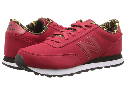 New Balance Classics - WL501 - High Roller (Red) Women