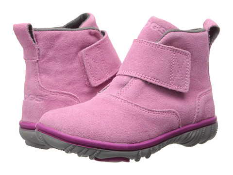 Bogs Kids - Wall Ball HL Boot (Toddler/Little Kid) (Bubble Gum Pink) Girls Shoes