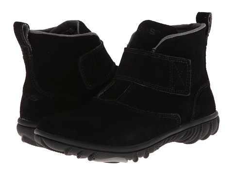 Bogs Kids - Wall Ball HL Boot (Toddler/Little Kid) (Black) Kids Shoes