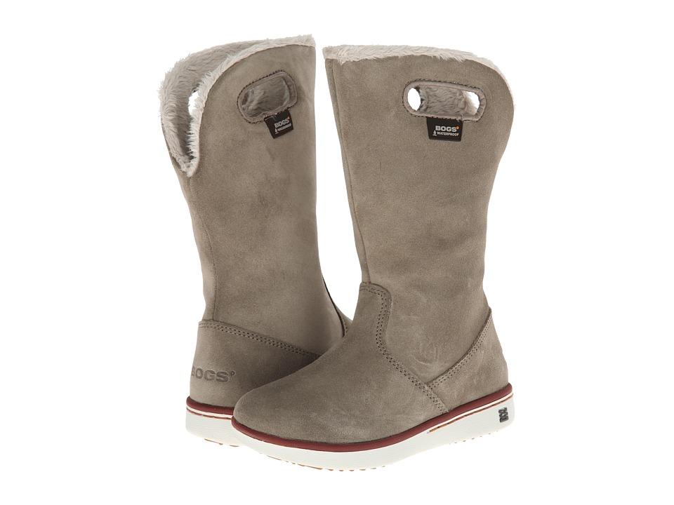 Bogs Kids - Boga Boot (Toddler/Little Kid/Big Kid) (Hazelnut) Girls Shoes